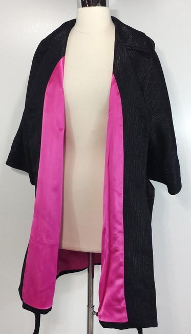 Trina Turk Polyester Trench Coat