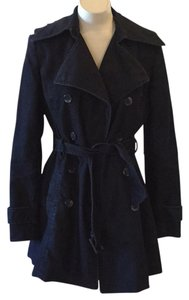 Vince Camuto Navy blue Womens Jean Jacket