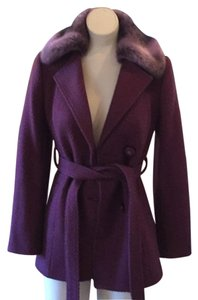 Radarbird Eggplant purple Jacket
