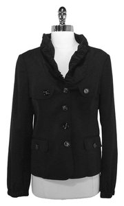 Burberry Wool Black Jacket