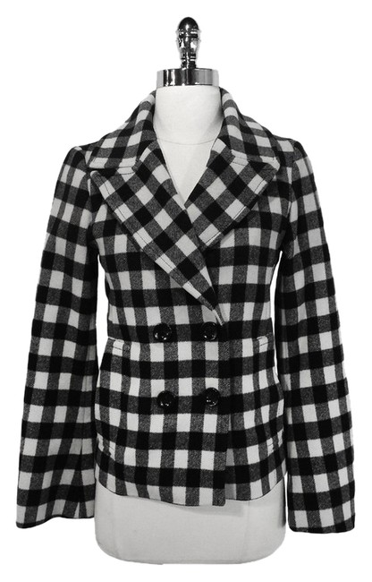 Club Monaco Black/White Jacket