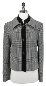 Dolce & Gabbana & Wool Black/White Jacket