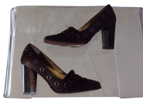 Preload https://item5.tradesy.com/images/dolce-and-gabbana-brown-loafer-pumps-size-us-7-regular-m-b-1359679-0-0.jpg?width=440&height=440