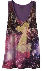 Disney Top Purple and multi