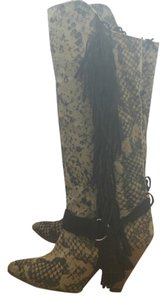 Isabel Marant Green and black Boots