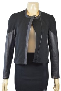 Helmut Lang Biker Leather BLACK Leather Jacket