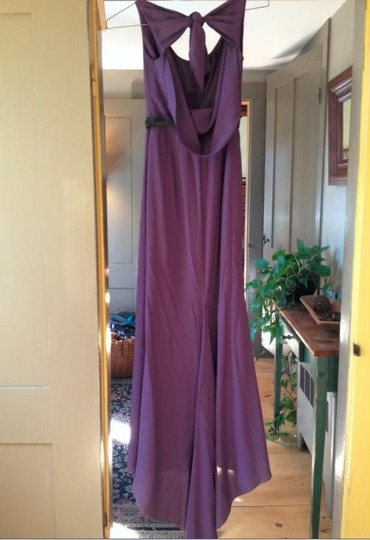 Vera Wang Amethyst White Dress