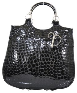 Dior Tote in Black