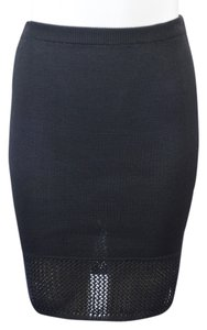 KIM & KELLY Skirt BLACK