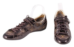 Louis Vuitton Boogie Sneakers Brown Athletic
