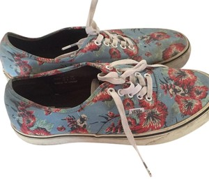 Vans Floral Athletic
