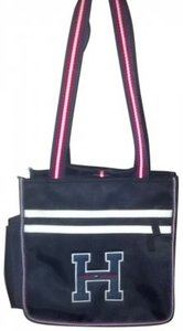 Tommy Hilfiger Tote in Black, Red, & White