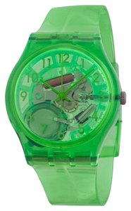 Swatch Swatch GG216 Men's Limade Green Analog Watch