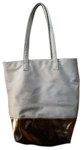 Marciano Weekend Durable Tote in Tan