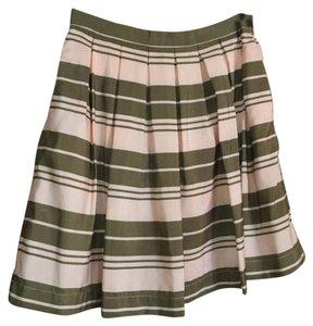 Jack Mini Skirt Pink/ brown