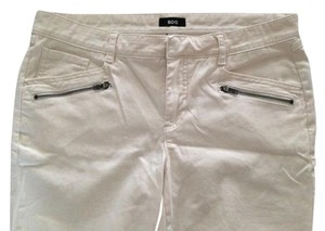 BDG Nwot Urban Outfitters Anthropologie 30 10 Capris Ecru