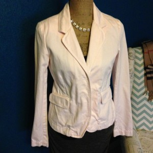 Juicy Couture Light Pink Blazer