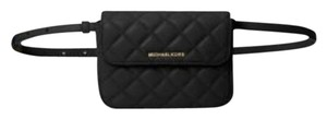 Michael Kors MICHAEL KORS SLOAN SMALL QUILTED-LEATHER BELT BAG
