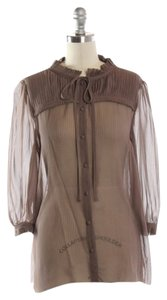 Marc by Marc Jacobs Top Brown