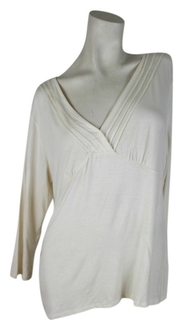 George Top Off White