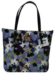 Anne Klein Large Tote in Floral
