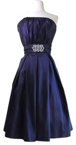 Cinderella Divine short dress Purple Prom Taffeta Quinceanera Evening Rhinestone on Tradesy
