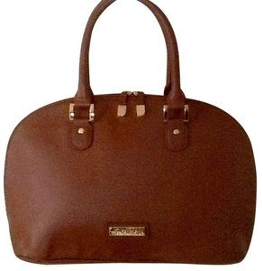 Joy & IMAN Satchel in Tan