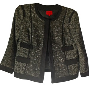 Narciso Rodriguez Tweed Black multi Blazer