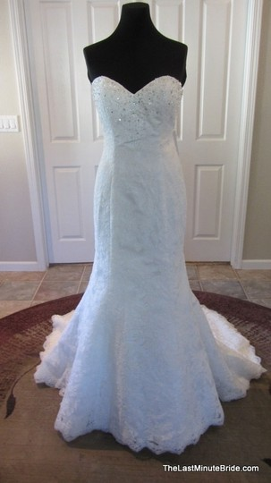 David Tutera For Mon Cheri 212242 Kelly Wedding Dress
