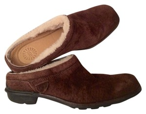 UGGS Brown Mules