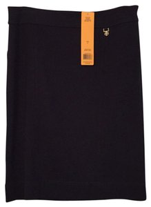 Tory Burch Skirt Navy Blue