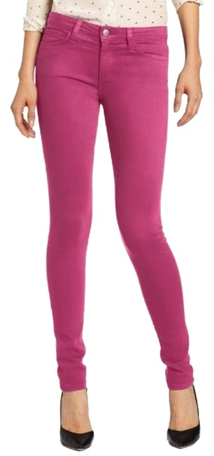 Item - JOE'S JEANS The Skinny Wild Orchid Pink Skinny Stretch Jeans