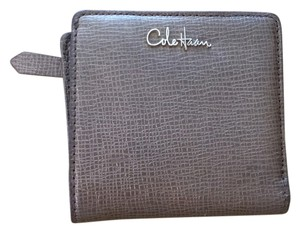 Cole Haan Copper Textured Leather Wallet