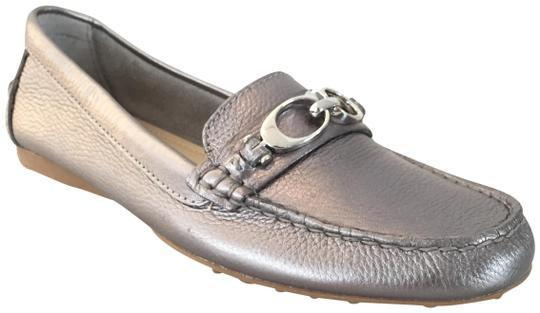 Preload https://img-static.tradesy.com/item/1360565/coach-pewter-fortunata-loafer-flats-size-us-8-regular-m-b-0-2-540-540.jpg