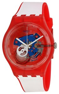 Swatch Swatch SUOR102 Men's Clownfish Red Analog Watch