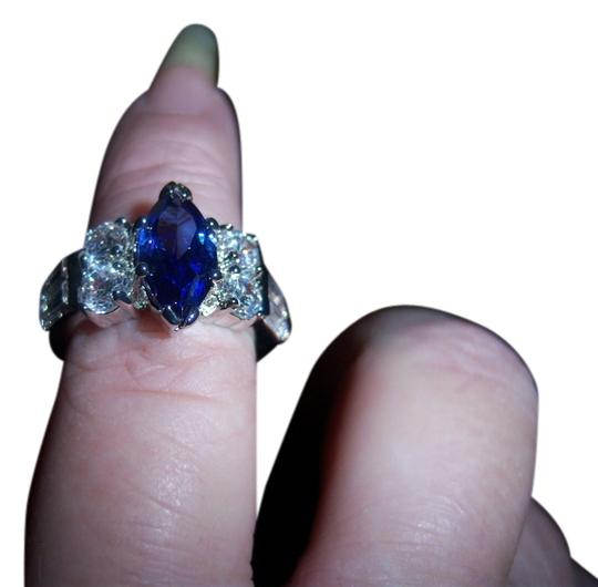 Preload https://img-static.tradesy.com/item/1360714/silver-and-purple-bonded-marquise-crowned-ring-0-0-540-540.jpg