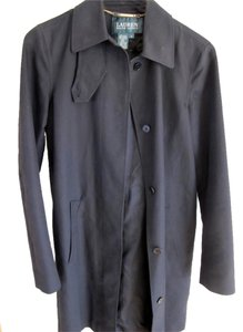 Ralph Lauren Trench Black Jacket