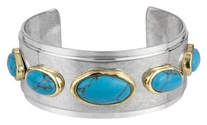 Sam Edelman Stone Inlay Cuff