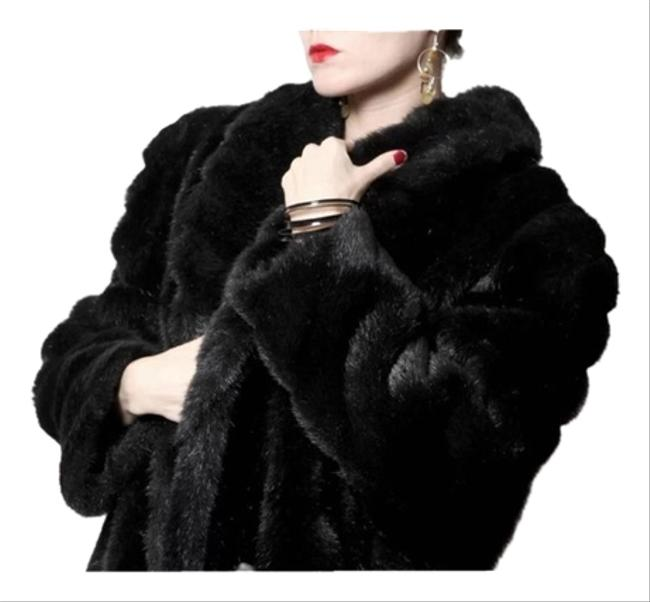 Preload https://item4.tradesy.com/images/style-and-co-coat-black-1360893-0-0.jpg?width=400&height=650