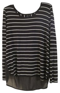 Cynthia Rowley Striped Tunic