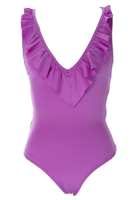 Item - Womens Radiant Orchid Marci Onepiece Bathing Suit 125