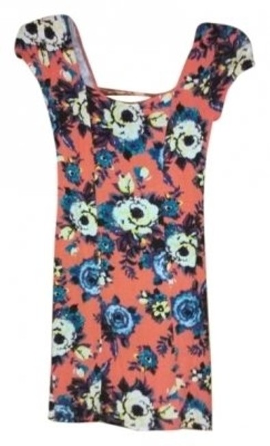 Preload https://item3.tradesy.com/images/free-people-orange-floral-fun-summer-mini-short-casual-dress-size-0-xs-136102-0-0.jpg?width=400&height=650