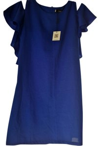 Choies short dress Royal Blue on Tradesy