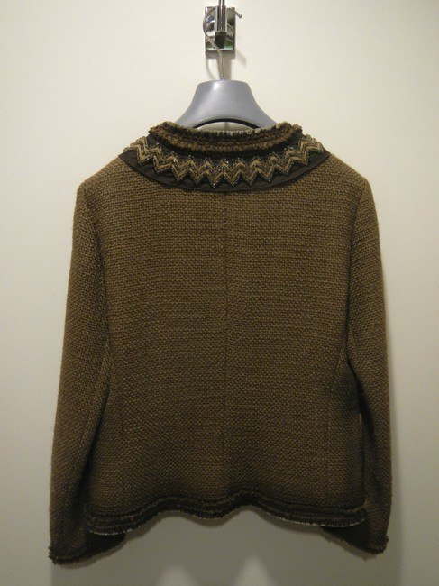 """Prada Very """"Mixable"""" Classic Modern And Timeless Ageless Cardigan"""