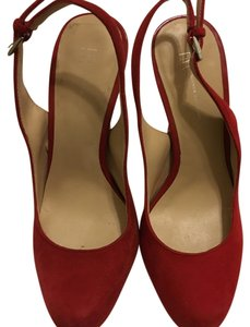 INC International Concepts Red Platforms