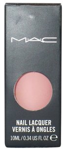 MAC Cosmetics SEASONAL PEACH Nail Lacquer