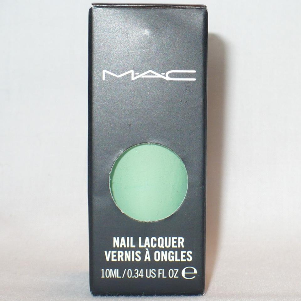 MAC Cosmetics Peppermint Patti Nail Lacquer - Tradesy