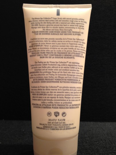 Other Sugar Scrub; Embrace Today by Mary Kay Private Spa Collection - [ Roxanne Anjou Closet ]