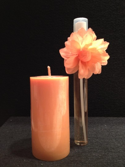 Time Out, Chesapeake Bay Pretty Petals by Petals and Posies and Chesapeake Bay Candle Set - [ Roxanne Anjou Closet ]