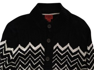 Missoni For Target Nwot Plus-size Chevron Tunic Cardigan